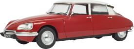 Solido 1:18 Citroen DS Special rot