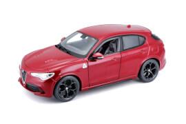 Bburago 1:24 Alfa Romeo Stelvio (2017)
