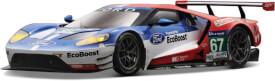 BBURAGO HK - BB 1:32 Ford GT Race Car (2017) Driver 67