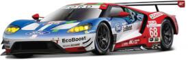 BBURAGO HK - BB 1:32 Ford GT Race Car (2017) Driver 68