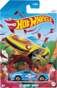 Mattel V1405 Hot Wheels Spring
