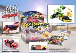 FastCrash Tuning Racers, sortiert