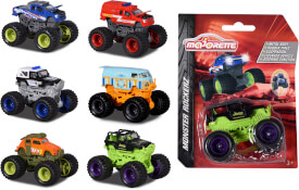 Majorette Monster Rockerz Assortment, 5-fach sortiert
