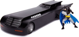 Batman Diecast Modell 1/32 Animated Series Batmobil