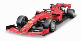 Bburago Ferrari Racing F1 1:18 Ferrari SF90, 2019