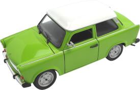 Welly Trabant 601 1:24 zweifarbig grün