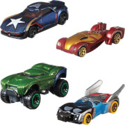 Mattel GJH91 Hot Wheels Character Car sortiert