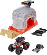 Mattel GKY02 Hot Wheels Monster Trucks Launcher Bone Shaker