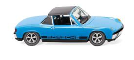 VW Porsche 914 - hellblau. Ab 14 Jahre
