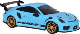 Simba Majorette Porsche 911 GT3 RS Carry Case + 1 car