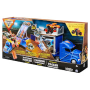 Spin Master Monster Jam 1:64 Hauler Playset