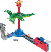 Mattel GJL13 Hot Wheels City Drachen Luftangriff