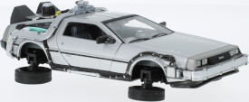 Welly DeLorean Back To The Future II  1:24