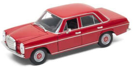 Welly Mercedes 220 rot  1:24
