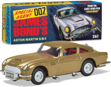 Hornby Aston Martin ''James Bond 007 Goldfinger''