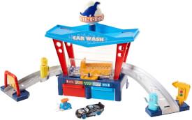 Mattel GTK91 Disney Pixar Cars Farbwechsel Dinoco Autowaschanlage Spielset