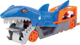 Mattel GVG36 Hot Wheels Hungriger Hai-Transporter