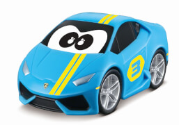 BBJunior Lamborghini ''Push&Race, 9cm, Friction Motor