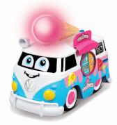 BBJunior VW ''Magic IceCreamBus'' 20cm - 3 Sprachen (D-F-UK)