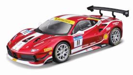 Bburago Ferari Racing 1:24 Ferrari 488 Challenge (Formula Racing), 2017