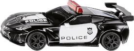 SIKU 1545 Chevrolet Corvette ZR1 Police