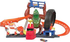 Mattel GTT94 Hot Wheels City Slam Gorilla
