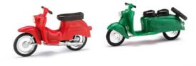 Schwalbe Bausätze rot/grün