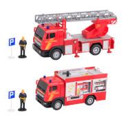 City Line Feuerwehr mit Figur