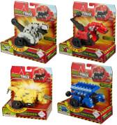 Mattel Dinotrux Rückzieh-Fahrzeuge, sortiert