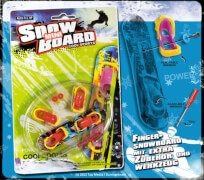 170416 Finger Snowboard auf Blisterkarte