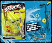 170393 Fingerscooter auf Blisterkarte