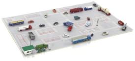WIKING-Straßenplan