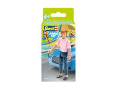REVELL 00757 Junior Kit Frau 1:20, ab 4 Jahre