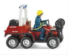 Feuerwehr-ATV (Rosenbauer) 1:87