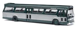 Bus Fishbowl grün