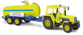 Traktor ZT 323 Baustelle