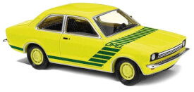 Opel Kadett C Swinger gelb
