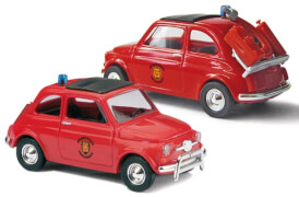 Fiat 500 »FW Holland«