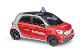 Smart Forfour 14 Feuerwehr