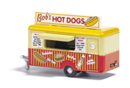 N Anhänger Hot Dogs