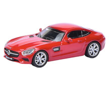 Schuco MB AMG GT S, rot 1:87