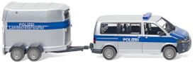 Wiking Polizei - VW T5 GP Multivan