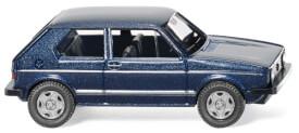 Wiking VW Golf I GTI - heliosblau me