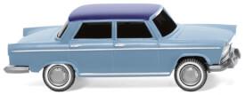 Wiking Fiat 1800 - pastellblau mit
