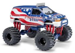 Dodge Ram Van Monster-Truck