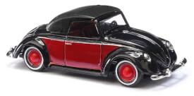 VW Hebmüller schwarz/rot