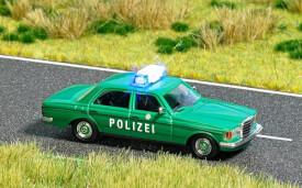 H0 Mercedes W123 Polizei