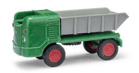Multicar M21 Muldenkipper grü