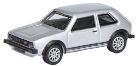 VW Golf I GTI silber 1:87