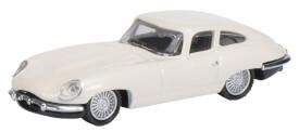 Jaguar E-type weiß 1:87